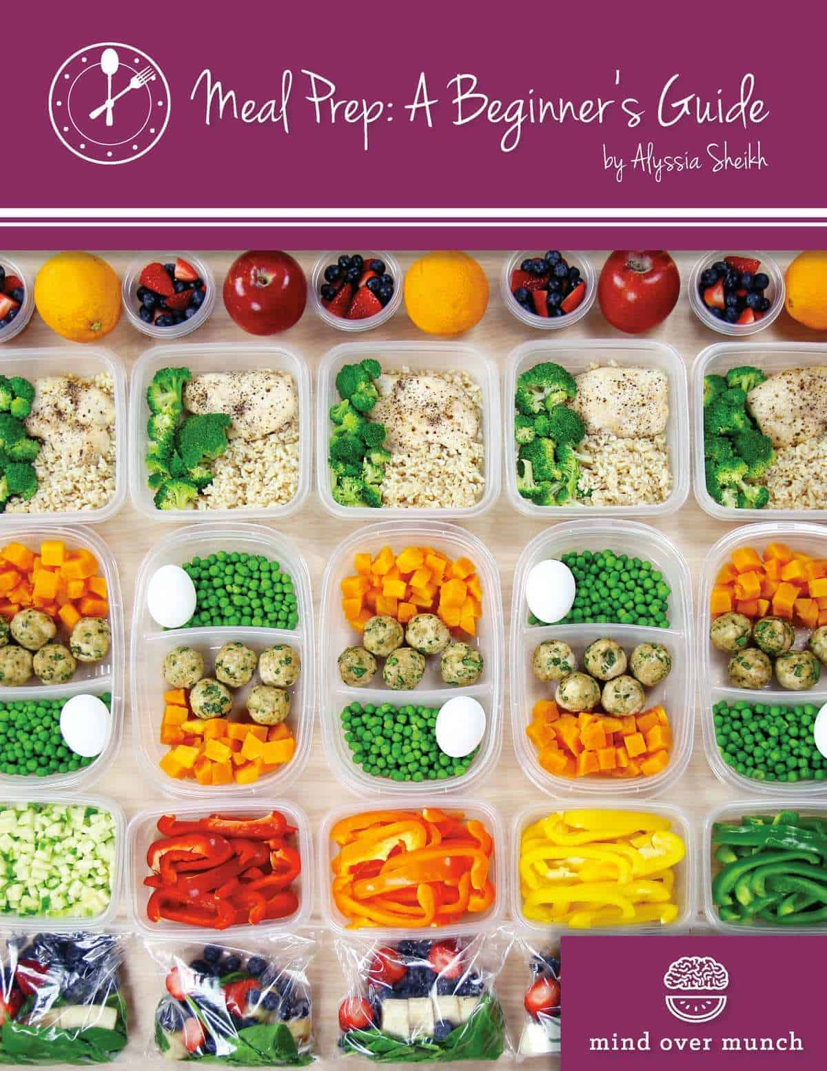 Meal Prep: A Beginner's Guide | Mind Over Munch