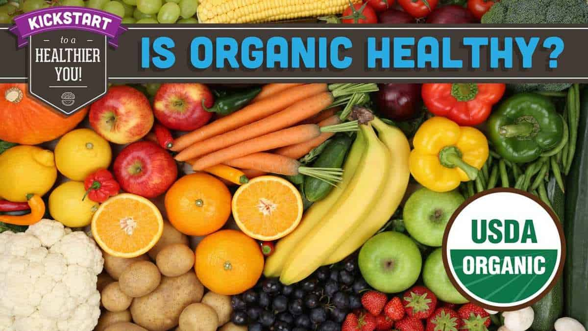 is organic food better You always overlook the organic food at the store well why is it even there, is organic food really better for you it depends how much you like chemicals.