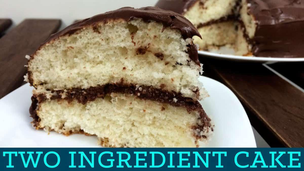 Keto Dump Cake Recipe: How To Make 2 Ingredient Cake!