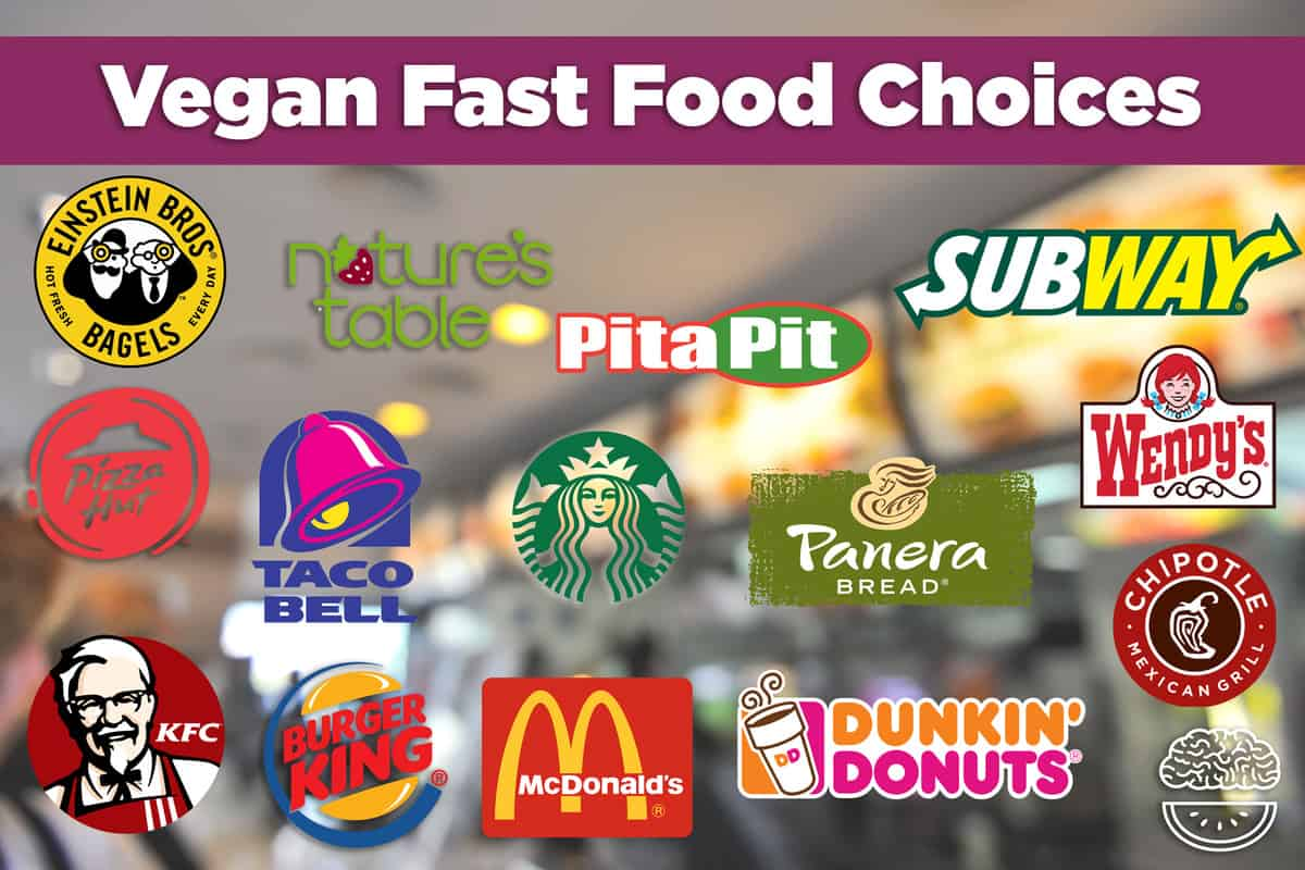 Veggie Fast Food Options