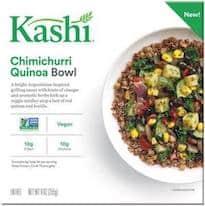 Kashi Chimichurri Quinoa Bowl