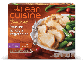 Lean Cuisine Roasted Turkey & Vegetables