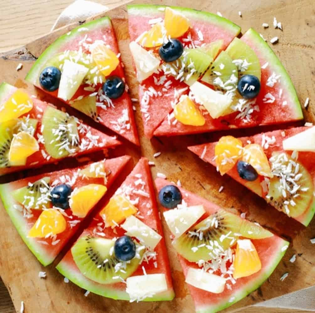 Healthy Summer Snacks, how to make fun summer snacks, quick easy snacks