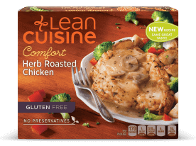 Lean Cuisine Herb Roasted Chicken