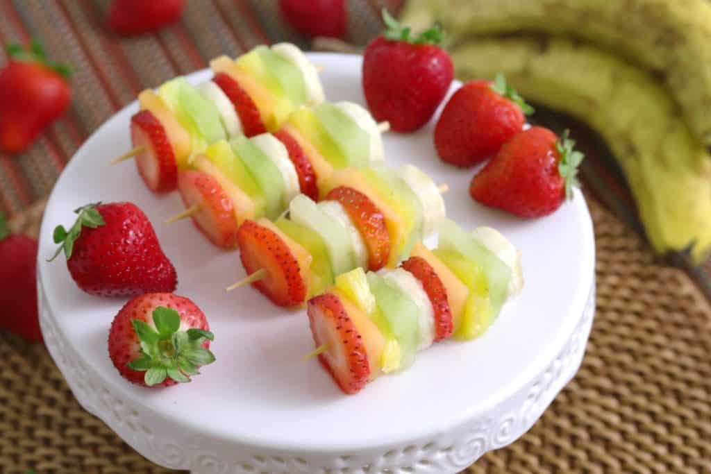 healthy snacks for kids, after school snacks, summer snack ideas
