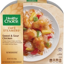 Healthy Choice Sweet & Sour Chicken