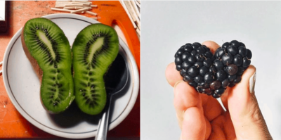 Ugly Produce, imperfect produce, how to choose ripe fruit, how to tell if kiwi is ripe, how to choose ripe berries