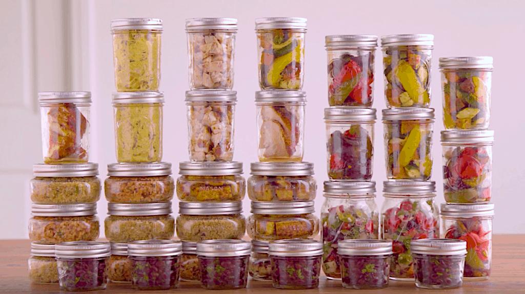 Variety Meal Prep, meal prep guide, meal prep tips