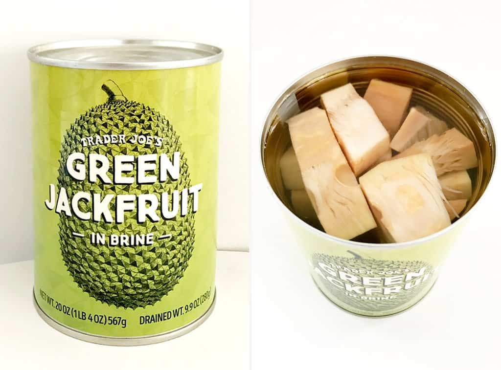 Trader Joe's Green Jackfruit in Brine