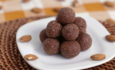 3 Ingredient Energy Bites, no bake energy bites, 3 ingredient no bake energy balls, 3 ingredient dessert recipes, 3 ingredient snack recipes