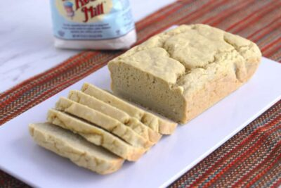 Easy Gluten Free Bread Recipe, gluten free sandwich bread, healthy lunch recipes, healthy meal ideas, quick lunch ideas,