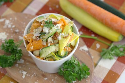 Carrot Ribbon Salad, Vegetable Ribbon Salad, Cheap Healthy Lunch Ideas, easy healthy lunch ideas