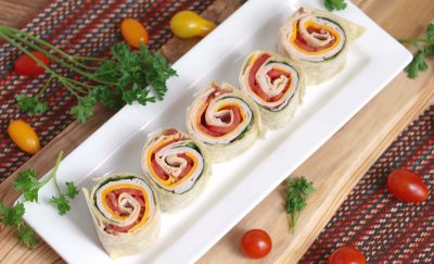 Healthy Pinwheels, Turkey Pinwheels, asy healthy lunches, cheap easy meals, cheap lunch ideas, light lunch ideas, healthy packed lunches