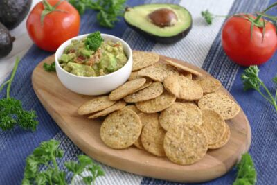 Salsa Guac & Tortilla Chips