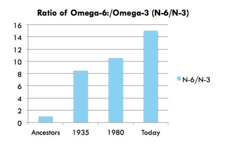 Omega 6 Omega 3 Ratio