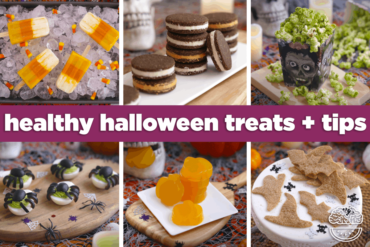 healthy halloween treats tips