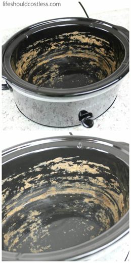 How to Clean Slow Cooker, How to Clean Crock Pot