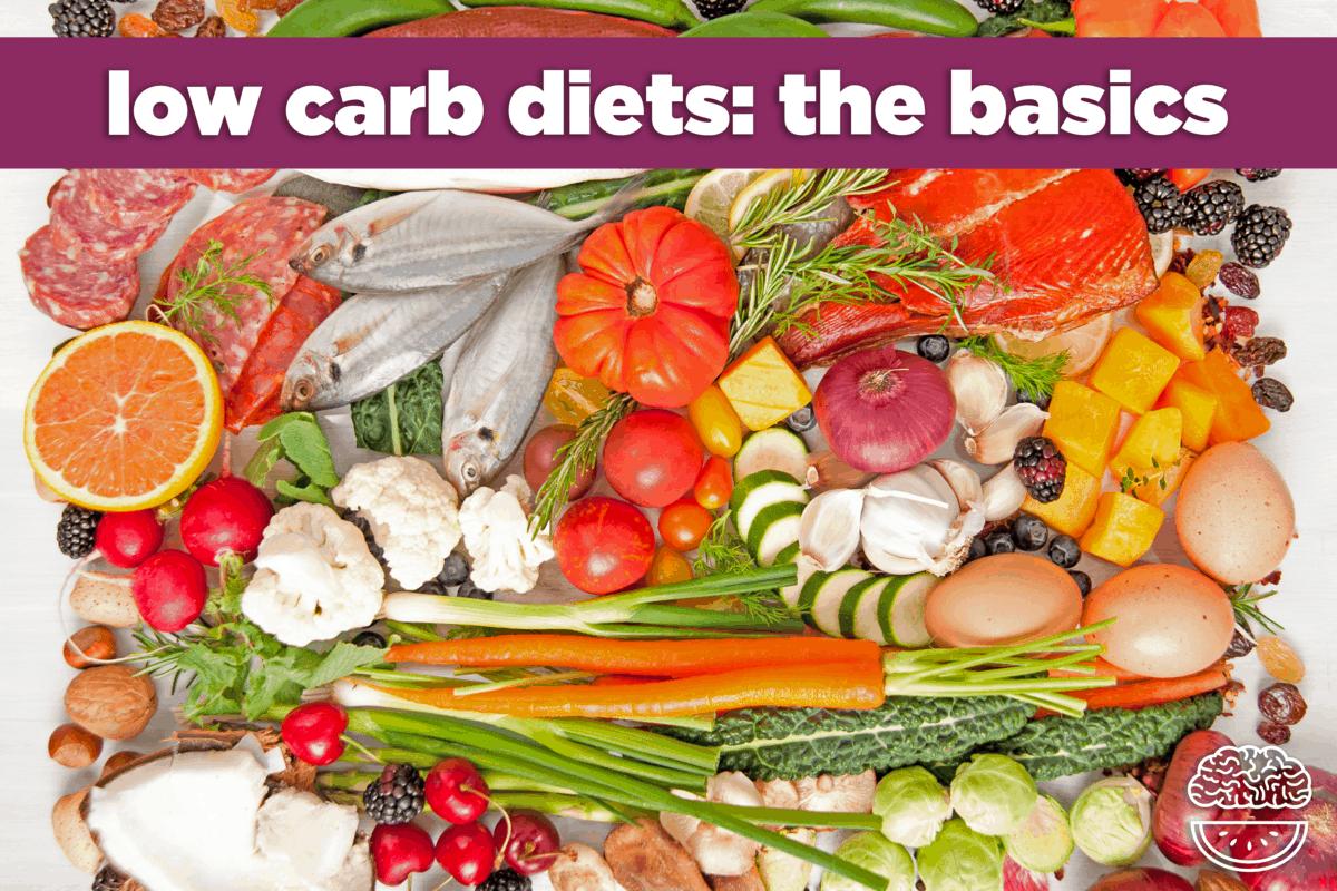 Low Carb Diets