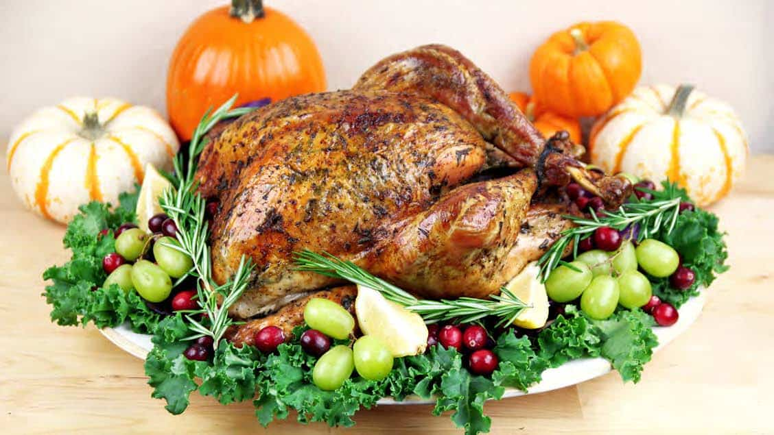 Easy Roast Turkey | Mind Over Munch