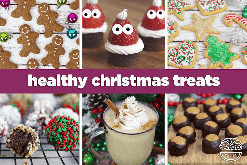 14 Healthy Christmas Treats Sweets Mind Over Munch