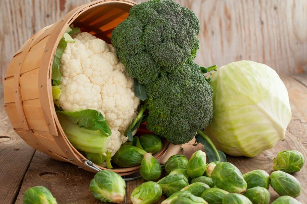Anti Inflammatory Vegetables, benefits of cruciferous vegetables, most anti inflammatory foods