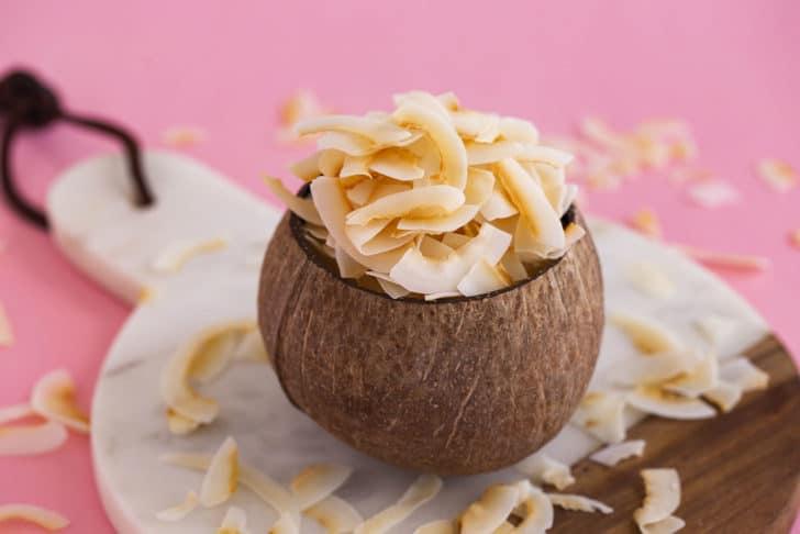 Keto Coconut Chips