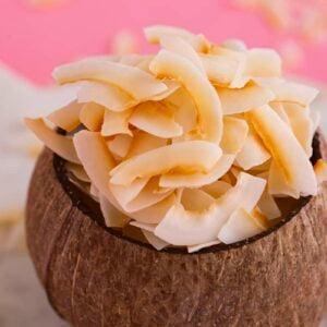 Toasted Coconut Flakes Recipe