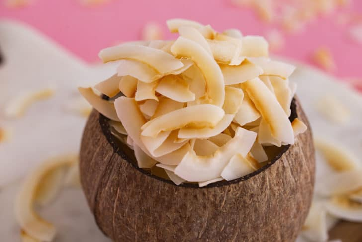 How to make coconut chips