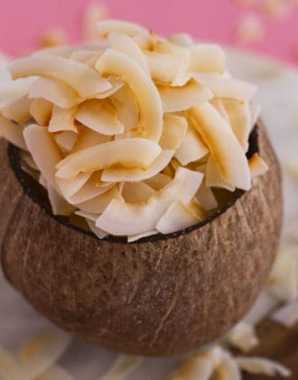 Toasted Coconut Chips Recipe