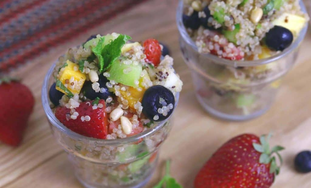 Vegetarian Meal Prep Recipes, quinoa fruit salad, healthy vegetarian breakfast, simple vegetarian recipes, quick vegetarian meals, easy vegetarian dishes