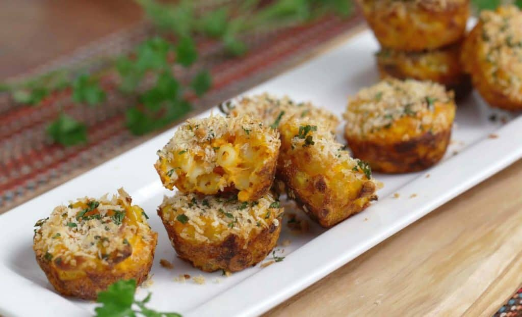 Vegetarian Meal Prep Recipes, mac and cheese bites, easy vegetarian dishes, vegetarian meal ideas, easy vegetarian recipes for beginners