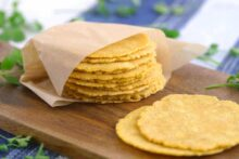 Homemade Corn Tortillas