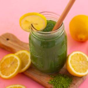 DIY Starbucks Matcha Lemonade Recipe