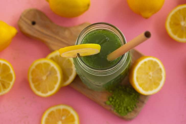 Starbucks Matcha Lemonade Recipe