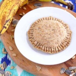 Sunbutter Banana DIY Uncrustables