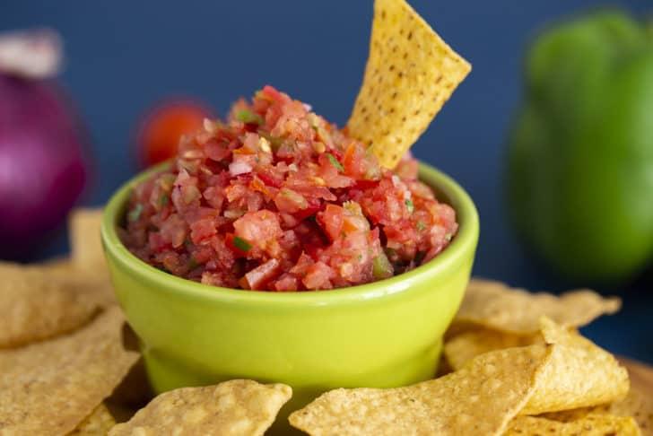 Non Spicy Salsa Recipe