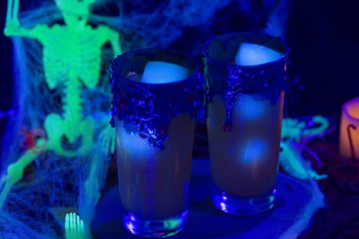 4 Ingredient Halloween Punch