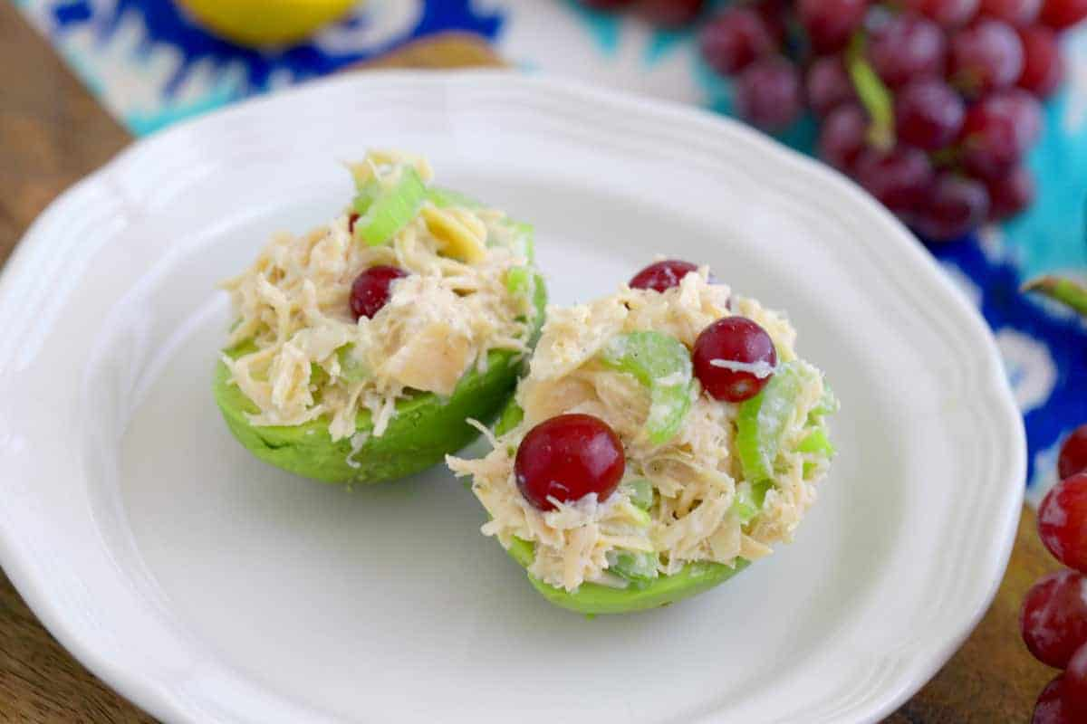 How to make chicken salad without mayonnaise