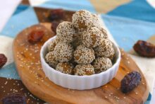 Easy Vegan Energy Balls