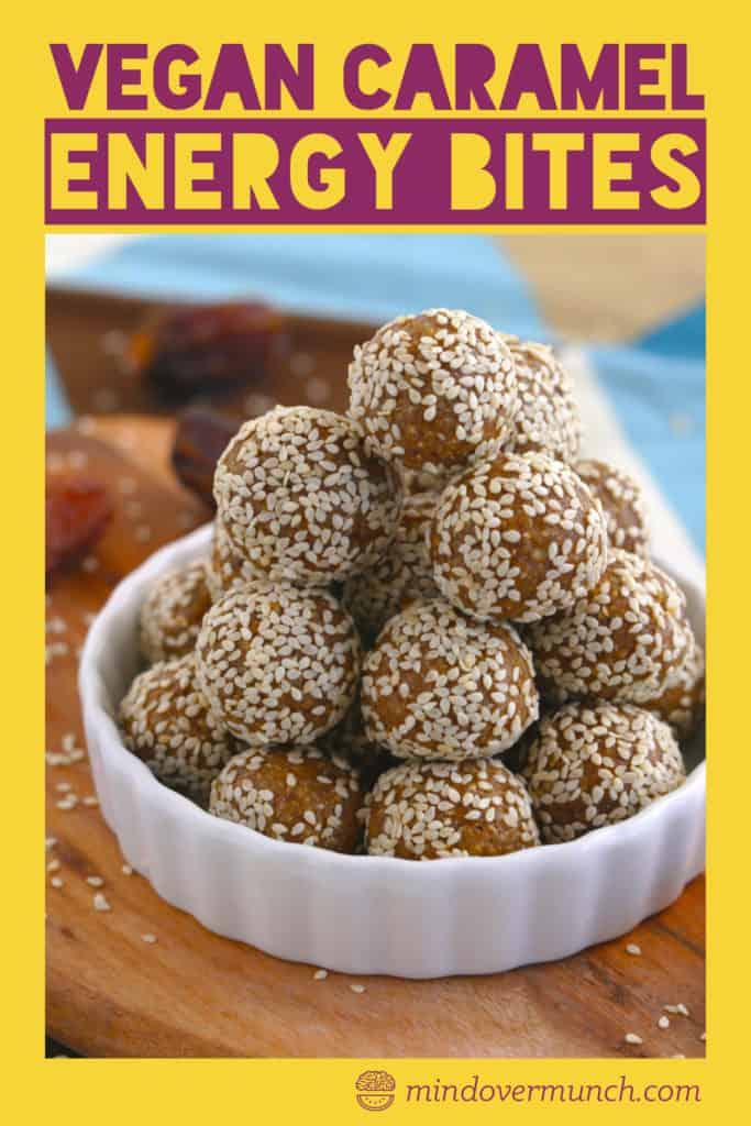 Easy Vegan Energy Balls