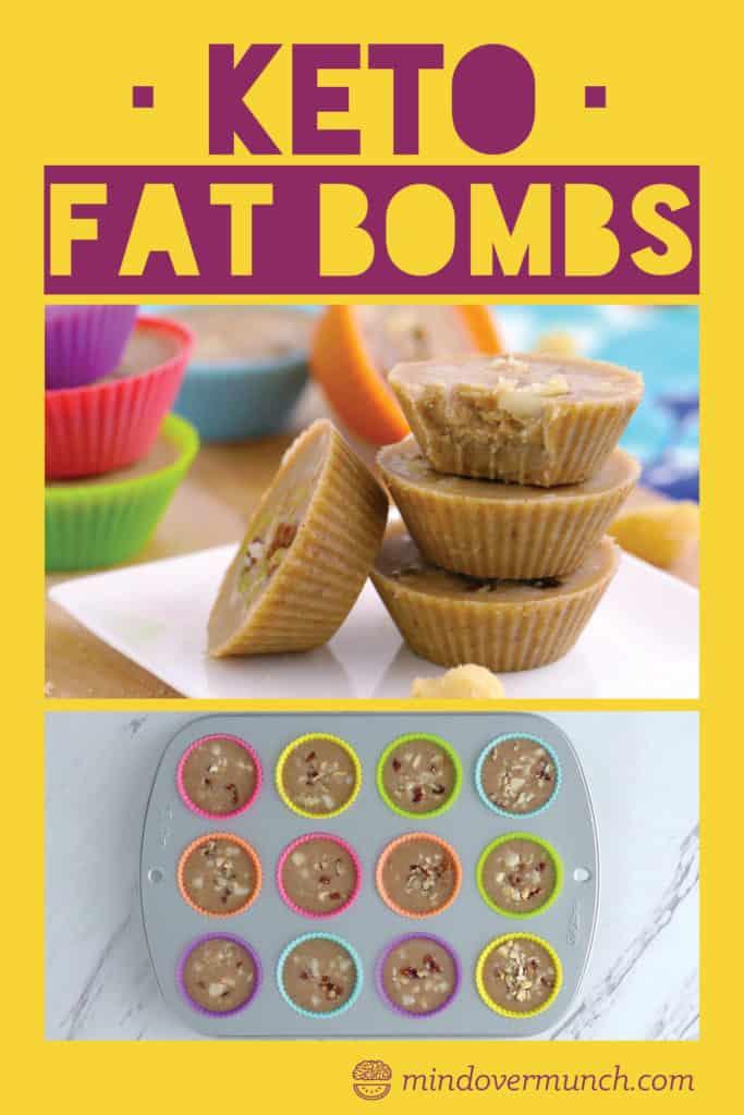 Fudge Fat Bombs