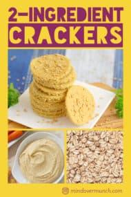 Gluten Free Crackers Recipe