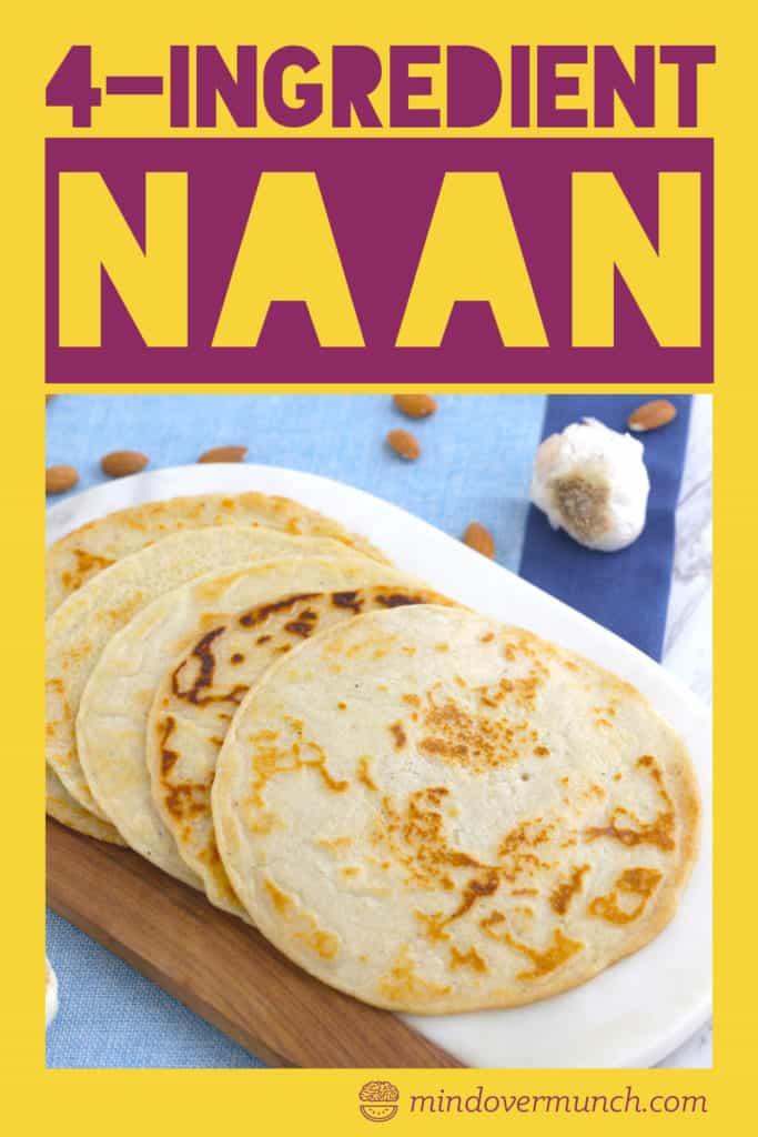 Gluten Free Naan Recipe