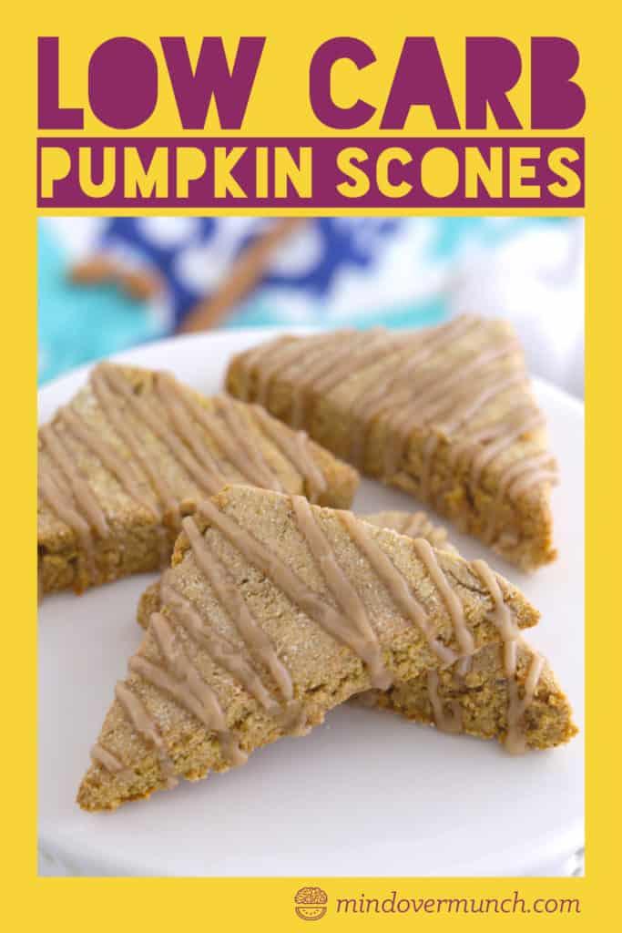 Gluten Free Pumpkin Scones