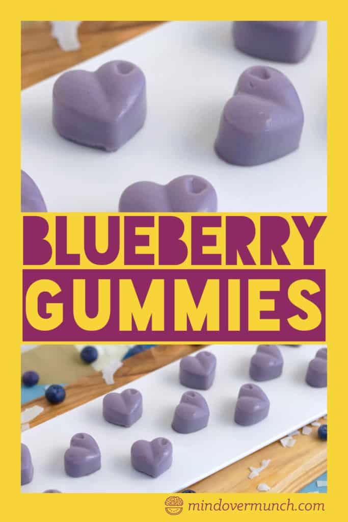 Healthy Homemade Gummies