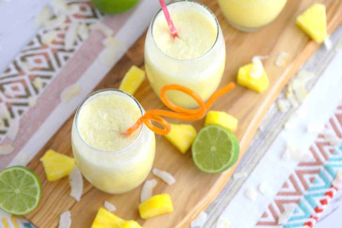 Healthy Homemade Slurpees
