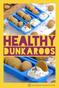 Homemade Dunkaroos