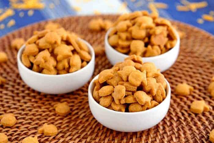 Homemade Goldfish Crackers | 4