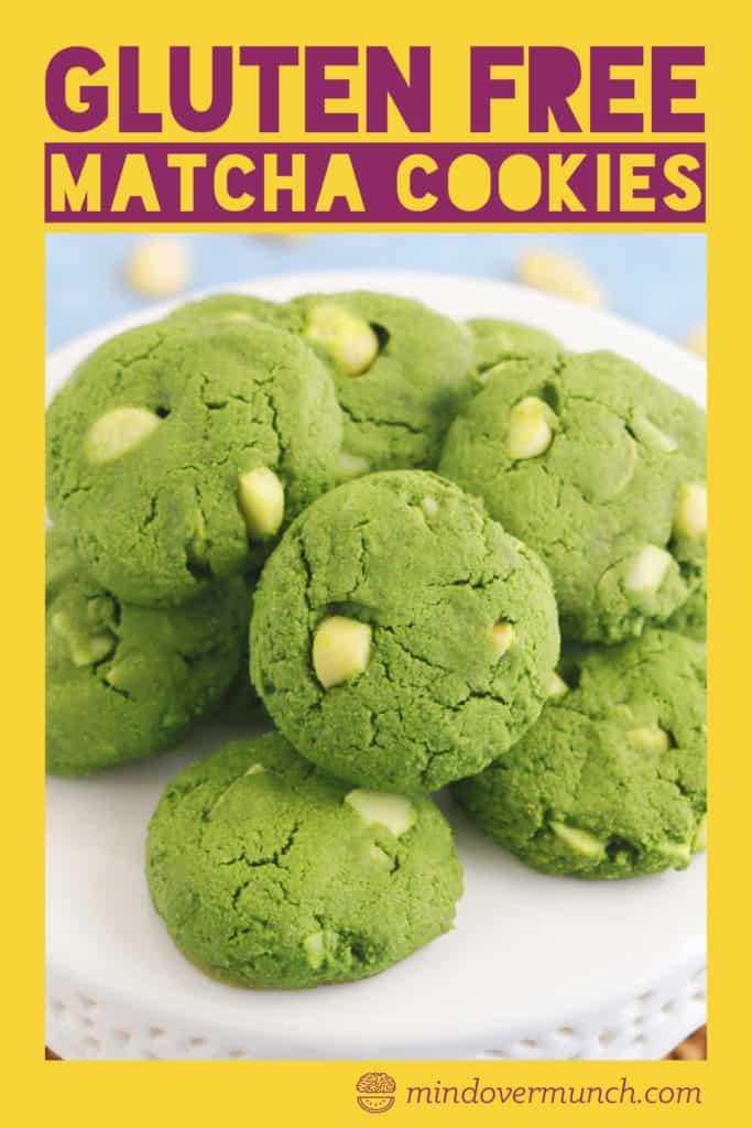 Matcha Cookies