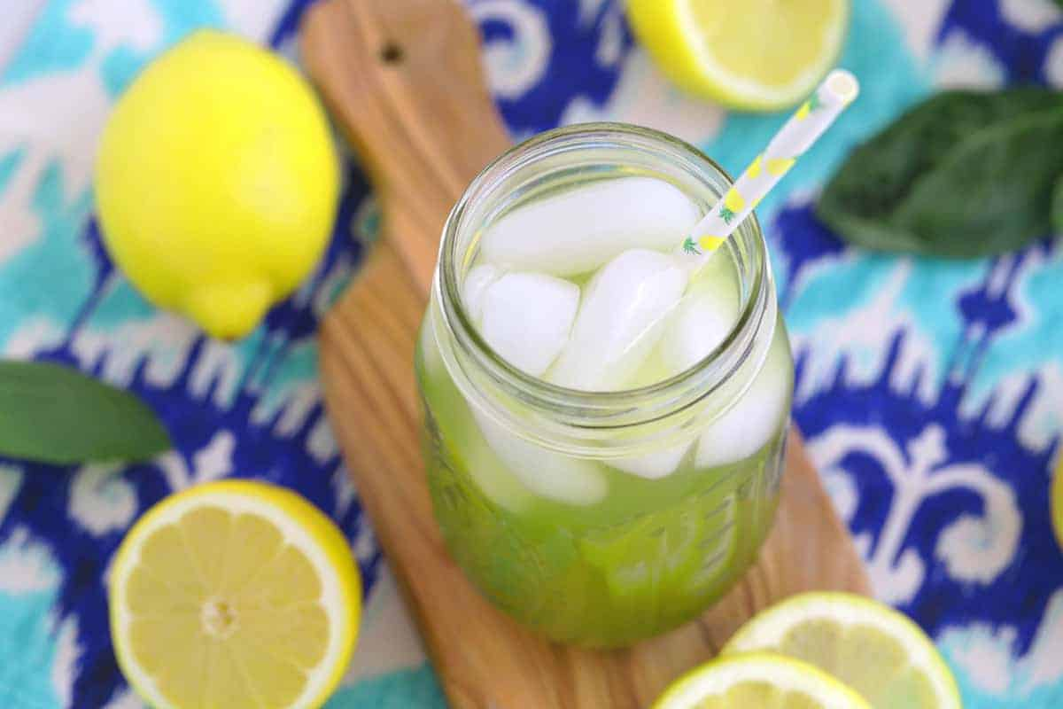 Matcha Lemonade Recipe